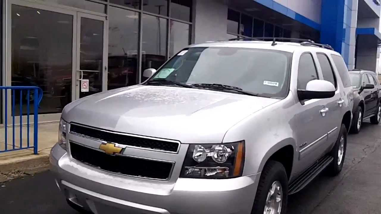 2013 chevy tahoe 2wd walkaround at apple chevrolet in tinley park illinois youtube. Black Bedroom Furniture Sets. Home Design Ideas