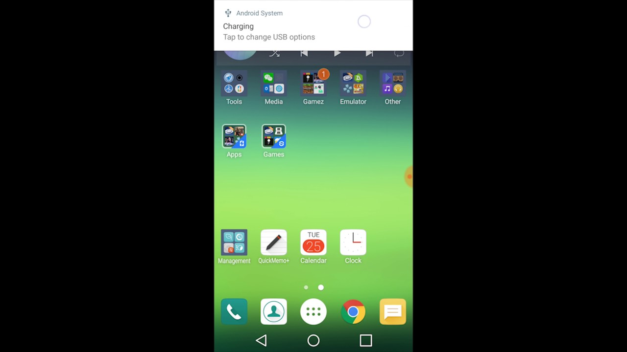 How to File transfer on Lg G5