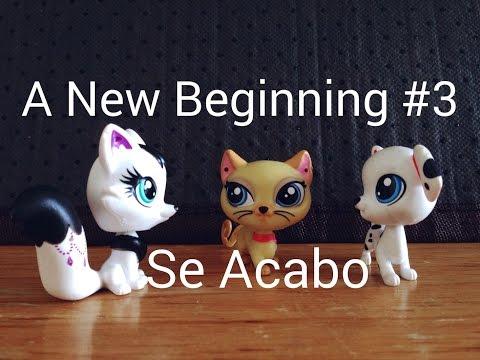 A New Beginning #3 [Se Acabó]