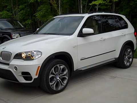 2011 BMW X5 xDrive50i (Twin Turbo) Exterior