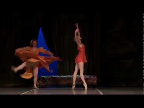 Наталья Огнева Ромео и Джульетта балет 16.02.2012