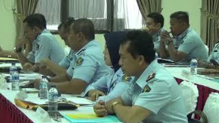 Rapat Kerja Pemasyarakatan Kanwil Riau