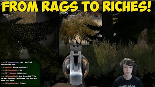 From Rags To Riches! - DayZ Standalone!