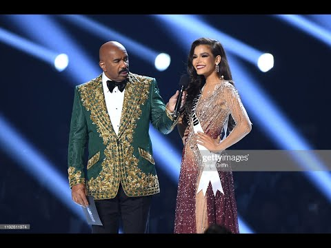 Full Performance Paweensuda Drouin ฟ้าใส In Miss Universe 2019 Competition