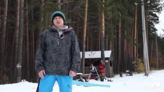 """Спортивный комплекс """"Уктус"""". Открытие горнолыжного сезона 16/17!"""