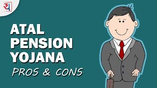 Atal Pension Yojana (APY) Pros and Cons | Should I opt for Atal Pension Yojana? Explained by Yadnya