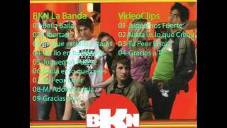 bkn   bkn la banda   03   en que estrella estaras