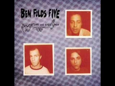 Steven's Last Night in Town- Ben Folds Five