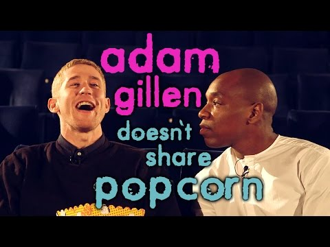 Benidorm Star Adam Gillen's London Cinema Tips! - Celebrity city hacks