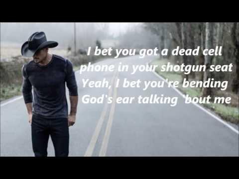 Tim Mcgraw Highway Don't Care With Lyrics