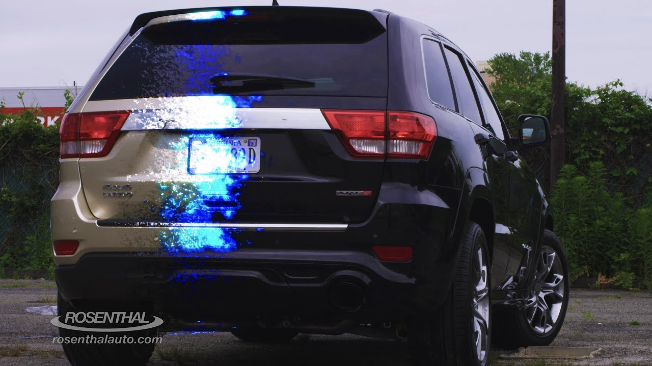 2012 Jeep Grand Cherokee SRT8 Test Drive U0026 Review