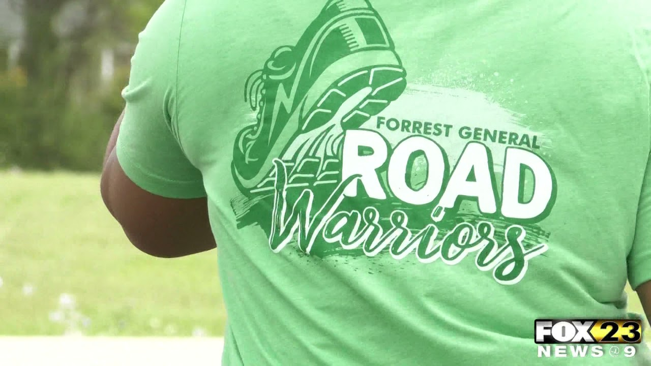 Kindness in Action: FGH's Road Warriors walk for cause