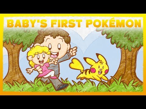 Pokémon Yellow: A Two-Year-Old's Perspective