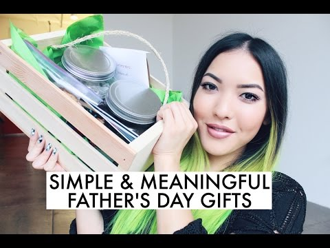 Simple & Meaningful Father's Day Gifts | soothingsista