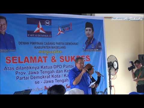 SBY Nyanyi Lagu Ojo Podo Nelongso