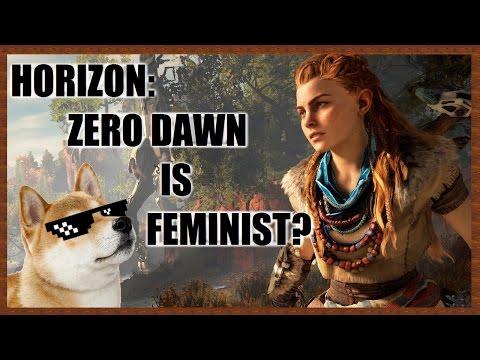 Horizon: Zero Dawn is Feminist