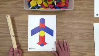Teach Your Child Activities With Pattern Blocks: Part 2