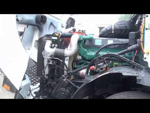 Tractor Trailer Pre-Trip Inspection