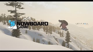 The Snowboard Game - Space 2