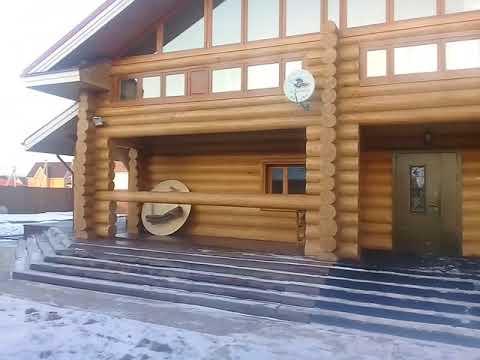 Кедровый дом в Луговом г. Тюмень