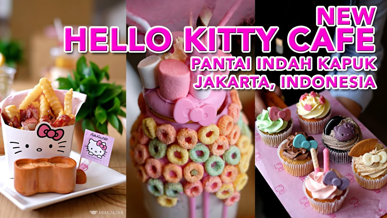 Kaffe Hello Kitty Pantai Indah Kapuk
