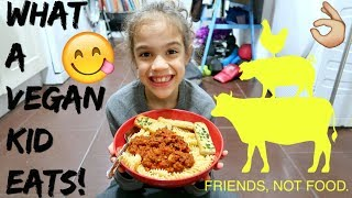 WHAT A VEGAN KID EATS IN A DAY | MAX 8 YEAR OLD BOY🌱
