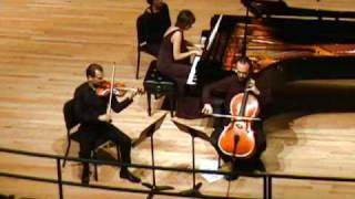 Dvorak - Piano Trio in F minor, Op. 65, III. Poco Adagio - Daniel Piano Trio