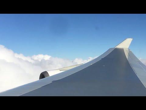 Qantas B747-400 GORGEOUS landing at Sydney Airport
