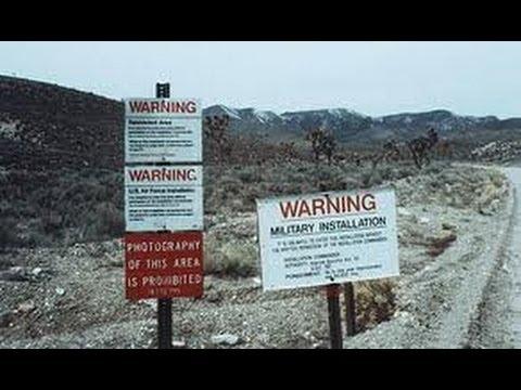 Documental del Área 51 - History Channel 2015