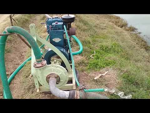 Nice10 HP Kirloskar diesel water pump