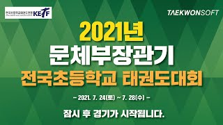 [3코트] 2일차 - 2021년 문화체육관광부장관기 전…