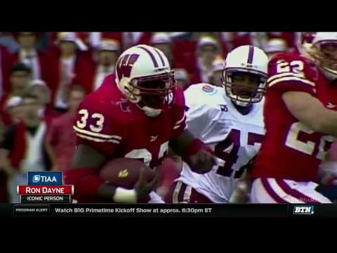 Iconic Person  Ron Dayne