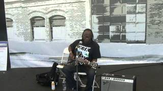 "Joe Louis Walker Performs ""Where Jesus Leads I Will Follow"" Thumbnail"