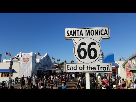 Photowalk Shootout Santa Monica! Stills from the LG G3 vs Samsung Galaxy S5! (4K video) #TTTLA