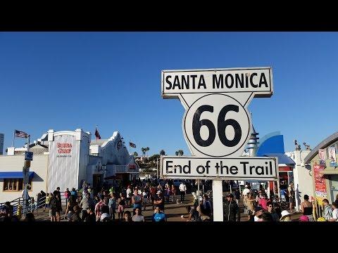 Photowalk Shootout Santa Monica! Stills from the LG G3 vs Samsung Galaxy S5! (4K video) #TTTLA