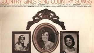 Connie Smith ~ Four Walls (Vinyl) YouTube Videos