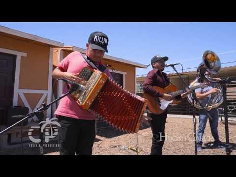 18 libras - Los Hijos De Garcia (En Vivo 2017 4k) (Inedita)