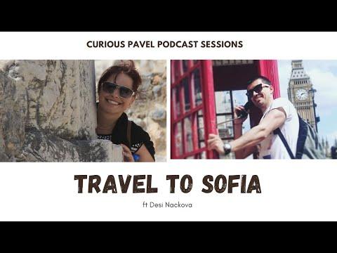 🇧🇬 PODCAST 003: Visit Sofia ft Desi Nackova