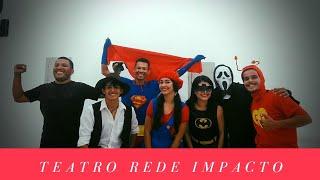 Teatro APC -  Peça - Jesus Nosso Super Herói