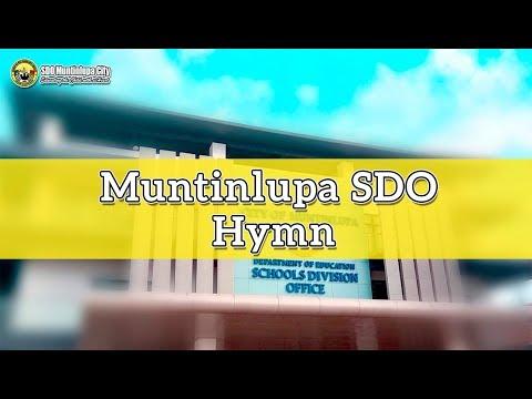 Muntinlupa SDO Hymn 2019