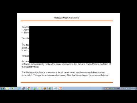 IBM Netezza CLI Introduction