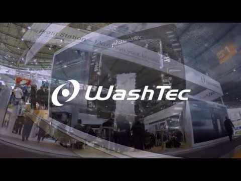 WashTec uniti expo Stuttgart 2016