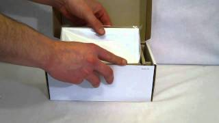 ZM-HE350 External Hard Drive Enclosure Overview and Unboxing by HiTech Legion