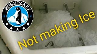Hoshizaki Ice machine beeping