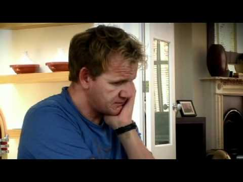 Gordon Ramsay Shocked By Illegal Pig Castration - Gordon Ramsay
