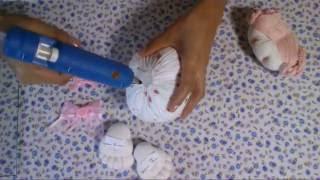 Boneca de Pano Soft + Montagem