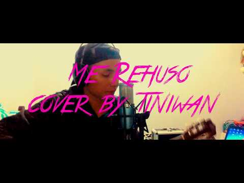 Me Rehuso (Danny Ocean) - Cover By Tiniwan (Prod By La Nota Records)