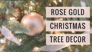 DECORATE WITH ME! CHRISTMAS IN OUR NEW HOME | Moriah Robinson