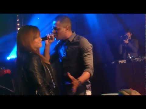 Concert Axel Tony - pourquoi revenir maintenant avec Kayliah (Trabendo le 9/11/12)