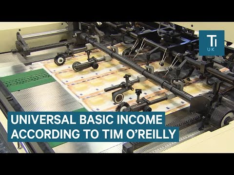 How a universal basic income could work, according to Tim O